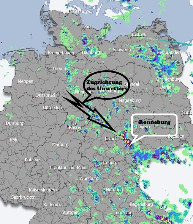 Wetter Ronneburg